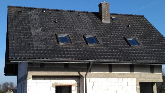 Stan surowy otwarty – podsumowanie dachu